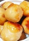 里芋の揚げ煮