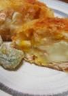 鮭とコーン入りポテトコロッケ