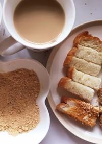 きな粉消費に!簡単フレンチ風きな粉パン