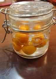 完熟 梅 シロップ の 作り方