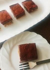 卵 小麦 オーブンなし★カフェモカタルト