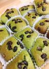 【簡単】栄養士の抹茶ケーキ