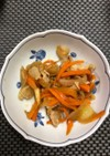 野菜炒め 生姜風味