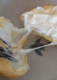 ホットケーキミックスで揚げアイスクリーム