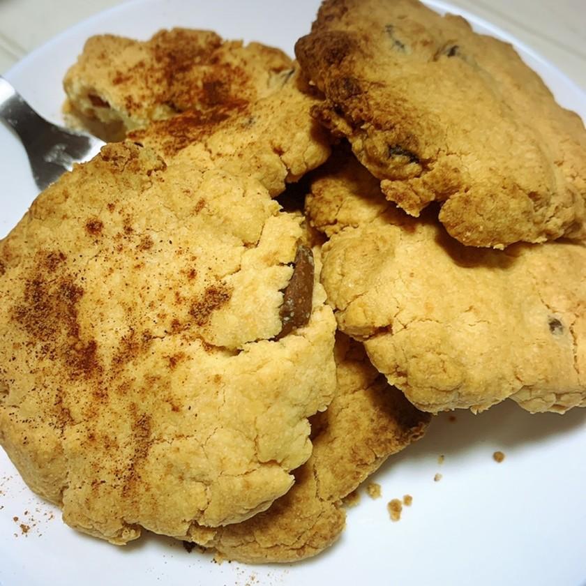 米粉チャンククッキー