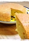 炊飯器で簡単☆お豆腐ケーキ