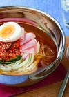 韓国風♪ひやむぎ冷麵