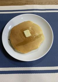 【学校給食】バナナパンケーキ