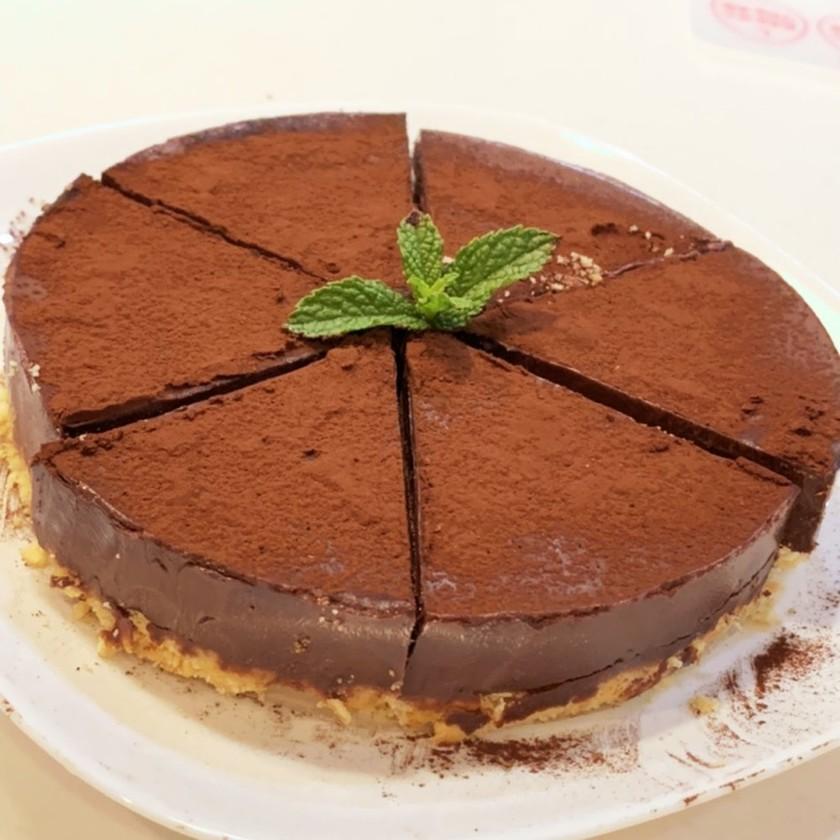 簡単☆生チョコケーキ