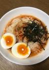 簡単!ピリ辛さっぱり冷麺風キムチ素麺☆