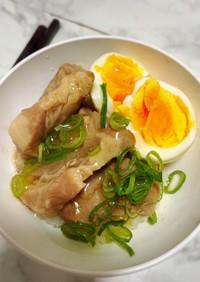 トロトロ煮豚丼