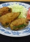 ピーマンの肉詰めフライ~フライ定番レシピ