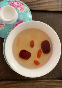 冰糖燕窩(燕の巣のスイートスープ)