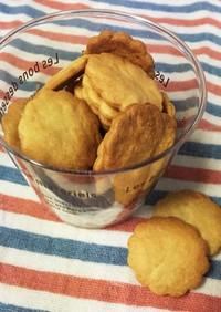 ザクザクサツマイモのクッキー