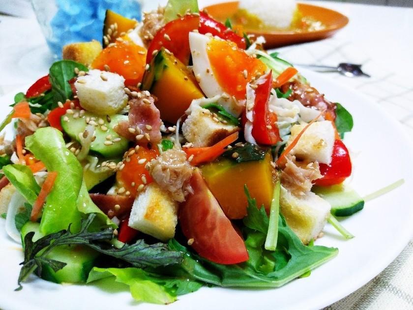 季節野菜のたっぷり★ごちそうサラダ