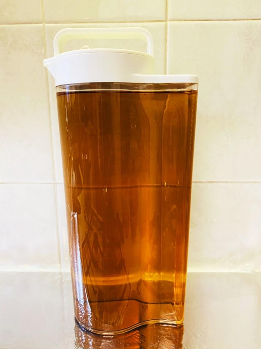 麦茶(ほうじ茶)増産