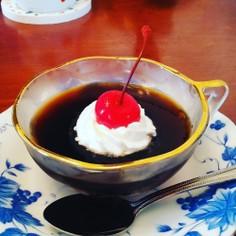 ほろ苦~い☆昔ながらのコーヒーゼリー