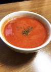 冷製トマトクリーミースープ〜牛乳大量消費
