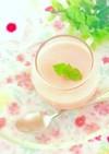 かき氷シロップで☆苺ミルクぷりん&アイス