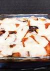 ツナとナスのトマトチーズ焼き