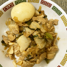魯肉飯(単身赴任メシ)
