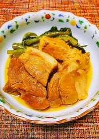 【テレワーク仕様】炊飯器が作る、豚の角煮
