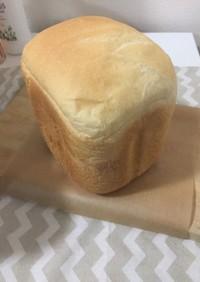 HBでふわもち食パン 薄力粉消費にも◎