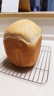 HB♪国産小麦粉使用うちのミルク食パンの写真