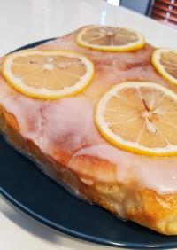 HMで簡単 なのに本格的 レモンケーキ♡