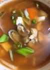 タラの韓国風スープ