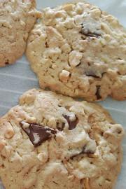 チョコチャンククッキーの写真