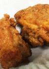 KFC風フライドチキン