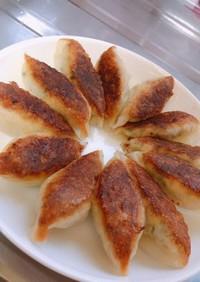 ダイエット中!低カロリー!豆腐餃子!!