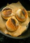 シンプルパン・・ダッチオーブンで