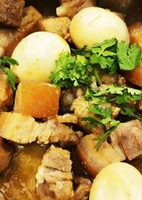 ベトナムの豚の角煮