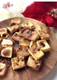 ヘルシーな高野豆腐クッキー