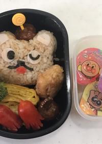 くまさん 幼稚園 お弁当 キャラ弁