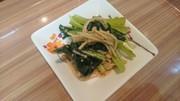 あと一品!えのきと小松菜のナムルの写真