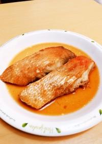 ☆簡単☆魚の煮付け 金目鯛・にしん・赤魚