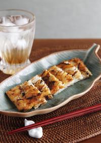 ちりめん山椒と素麺のチヂミ