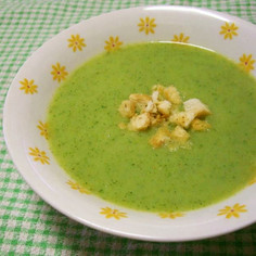 ズッキーニとじゃがいものスープ