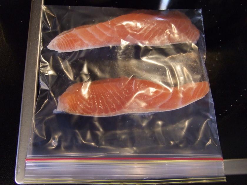 塩鮭のレシピ