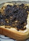 ≪トースト≫ クリームチーズと海苔の佃煮