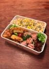 お弁当・・・87ギザギザ魚ニソのお弁当