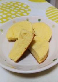 ☆簡単!材料4つで1歳児用ミニケーキ☆