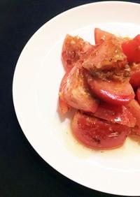 トマトの和え物