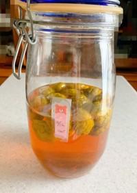 梅シロップ(りんご酢入り)