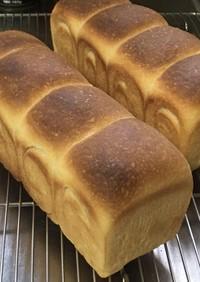 自家製酵母元種で生食パン