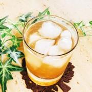 柿酢サイダーの写真