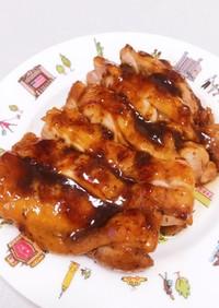 簡単☆余ったジャム消費 鶏肉のソテー
